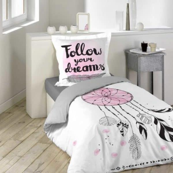 bavlnene obliecky pink dreams
