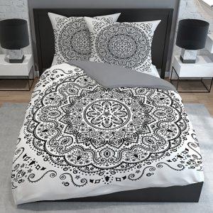 postelne obliecky mandala