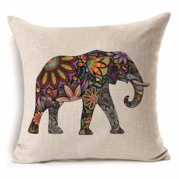 obliecka na vankus slon