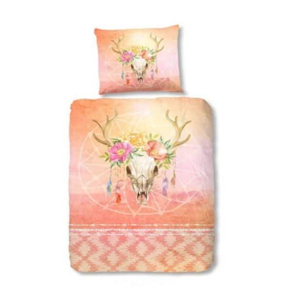 postelne obliecky s jelenom